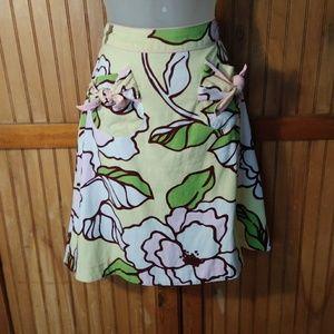 Anthropologie - Elevenses Skirt